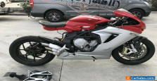 MV AGUSTA F3 675 05/2012MDL 13304KMS TRACK RACE PARTS PROJECT MAKE AN OFFER