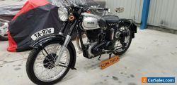 1954 Norton ES2 500cc by Firma Trading Classic Motorbikes Australia