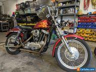 1970 Harley-Davidson Sportster