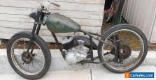 BSA Bantam motorcycle