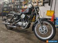 1972 Harley-Davidson Sportster