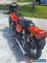 1982 Moto Guzzi V50 Mk3