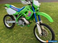 Kawasaki KDX250 93 model, good conditions, runs well