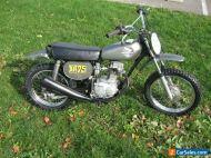 1974 Honda XR