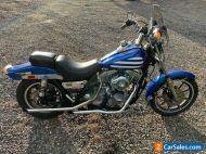 Harley-Davidson: FXR