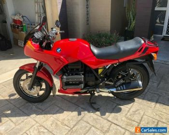 BMW K75S. Ready to ride. New brakes. New Tyres. for Sale