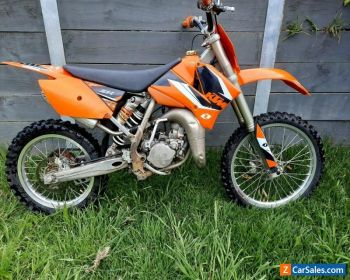 2004 KTM 85 SX Motorbike for Sale
