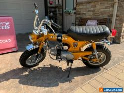 1971 Honda CT70 Trail CT Vintage Motorcycle