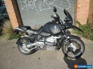 BMW R1150 GS 2003 GREAT BIKE CLEAR TITLE ADVENTURE TOURER 1150GS 1200