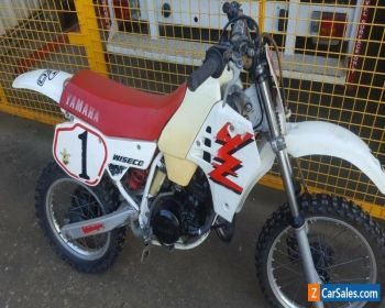 yamaha yz80 early 80,s classix mx for Sale