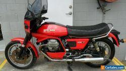 MOTO GUZZI SP1000, very original runs well