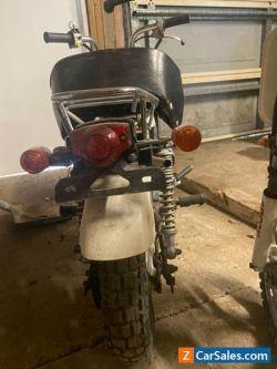 Honda z50 j