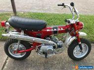 1974 Honda CT
