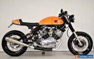 Double shot, XV920 Custom Motorcycle