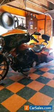 2012 Harley-Davidson Street