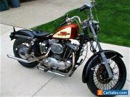 1968 Harley-Davidson Street