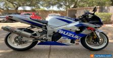 2002 Suzuki GSX-R for Sale