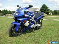 2001 Yamaha YZF-R