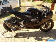 Suzuki GSXR 600 Track bike in great condition 8/2013