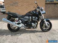 SUZUKI GSX1400 MOTORCYCLE 38490 KMS BLACK XJR1300 GSX CLEAN CLEAR TITLE BIKE