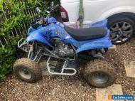 2008 atomic 250cc quad bike