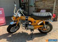 1971 Honda CT70 Trail CT Vintage Motorcycle