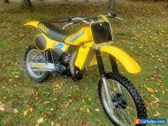 1982 Suzuki RM