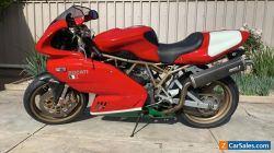 750 super sports Ducati
