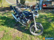 Suzuki GSF250 Bandit project bike