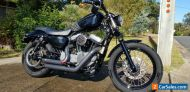 Harley Davidson Nightster XL1200N