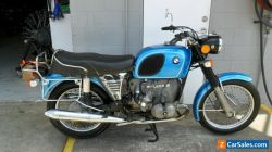BMW R75/5, excellent and original runs well, matching numbers
