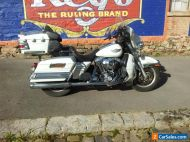 """Harley Davidson 2003 - """"100th year special edition"""" full dressed Electraglide"""