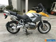 BMW R1200GS R1200 R 1200 GS 10/2007 MODEL CLEAR TITLE PROJECT MAKE OFFER