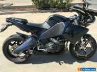 BUELL 1125R 1125 R 02/2008 MODEL PROJECT MAKE AN OFFER