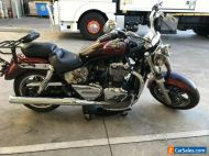 TRIUMPH THUNDERBIRD COMMANDER 05/2014 MODEL 47104KMS PROJECT MAKE AN OFFER