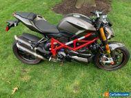 2012 Ducati Streetfighter 1098S
