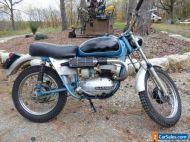 1966 Bultaco lobito