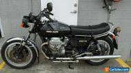 MOTO GUZZI 850 T3, low miles, matching numbers