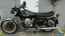 MOTO GUZZI 850 T3, low miles, matching numbers