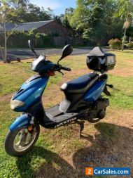 Ozooma Scooter 125cc