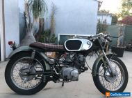 1966 Honda CL160