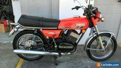 YAMAHA RD350, original, low miles