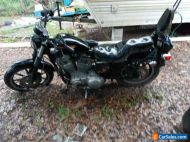 1958 Harley-Davidson Sportster