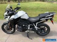 Triumph Tiger Explorer 1200 2014