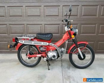 1982 Honda CT for Sale