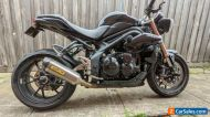 2011 Triumph Speed Triple 1050 ABS