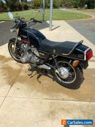 Suzuki GS1100G 1982 02/82 build.