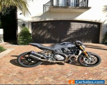2017 Ducati Monster for Sale
