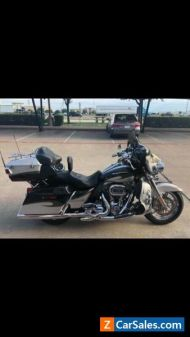 2013 Harley-Davidson Ultra Classic Electra Glide