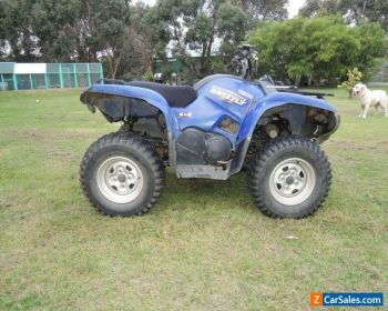 Yamaha YFM550 Grizzly 4x4 quad ATV Power Steering etc runs great No Reserve Farm for Sale